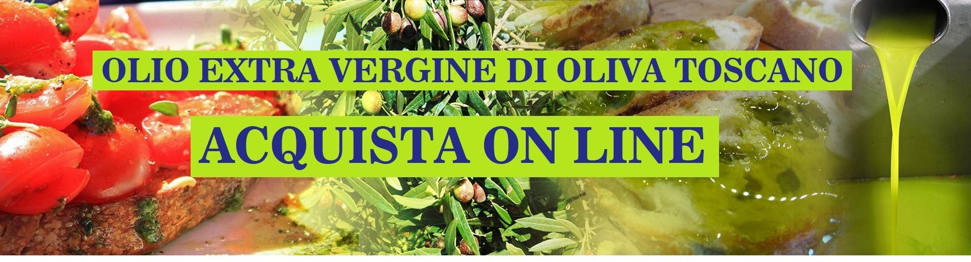 Olio Extra Vergine di Oliva Toscano - Acquista On Line