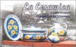 La Ceramica di Angela Pianigiani