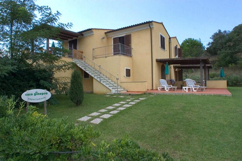 Foto Appartamenti Tamerici Elbazzurra