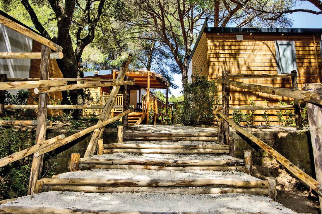 Camping Village Santapomata foto 4