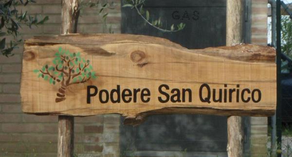 Podere San Quirico foto 11