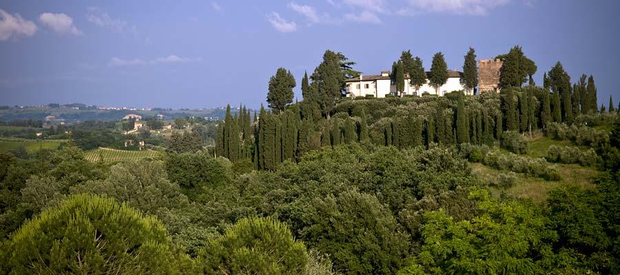 Strutture Valdelsa Toscana