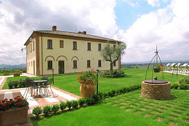 Foto Antico Podere Casa Vacanze Montepulciano