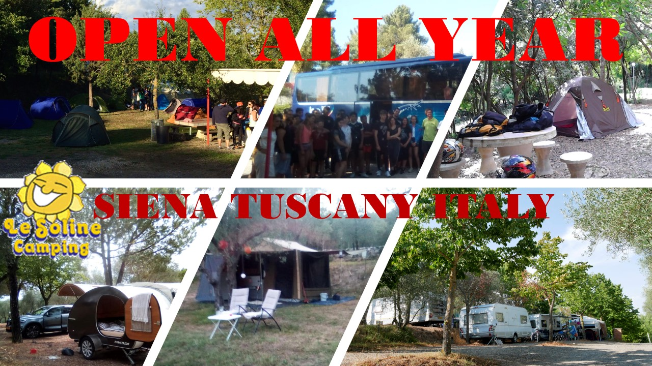 Campeggio Le Soline foto 6