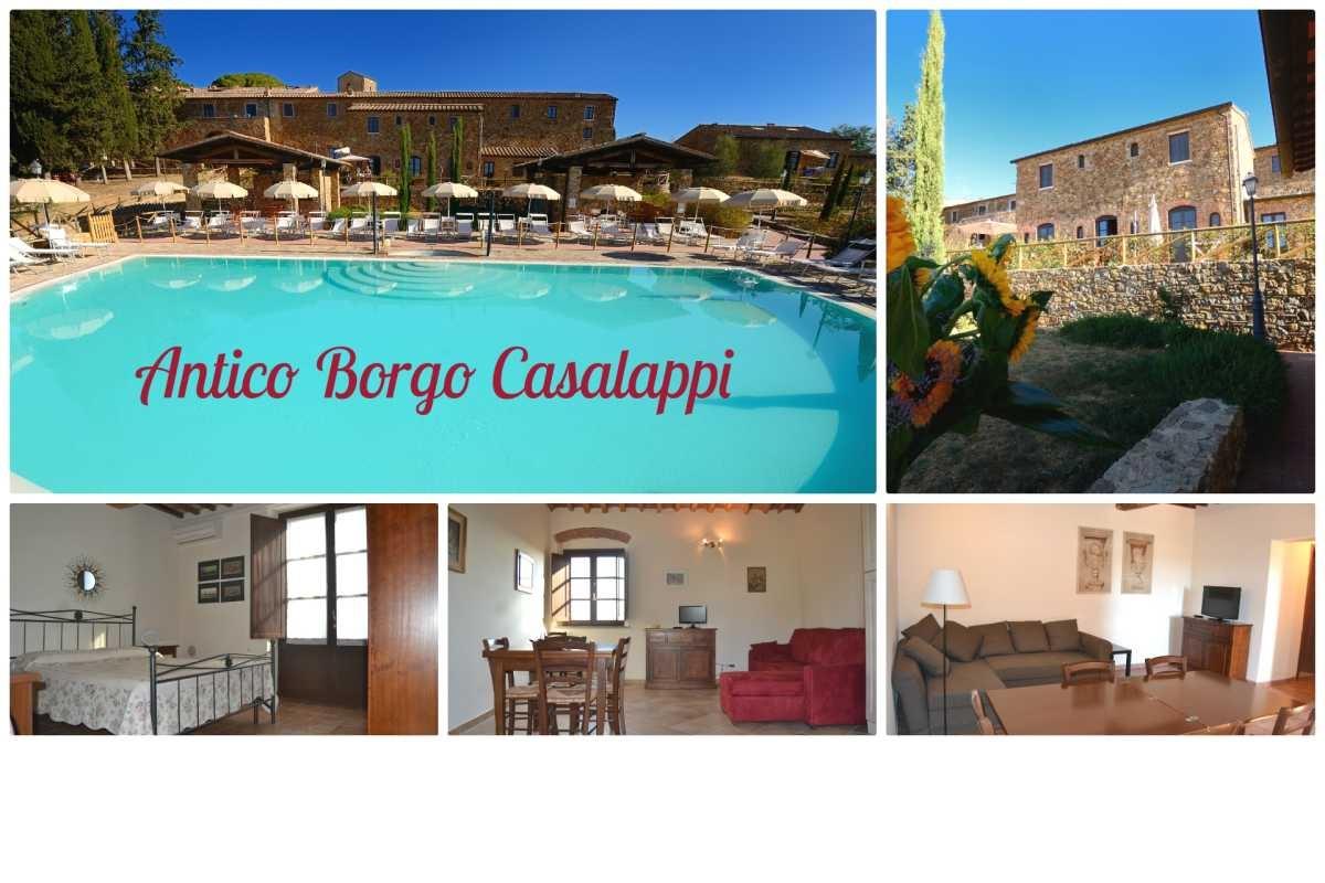 Antico Borgo Casalappi foto 19
