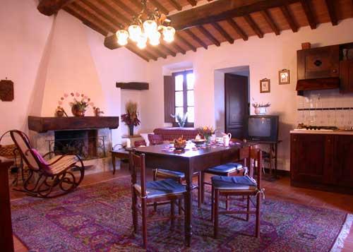 Agriturismo Aia Vecchia di Montalceto foto 5