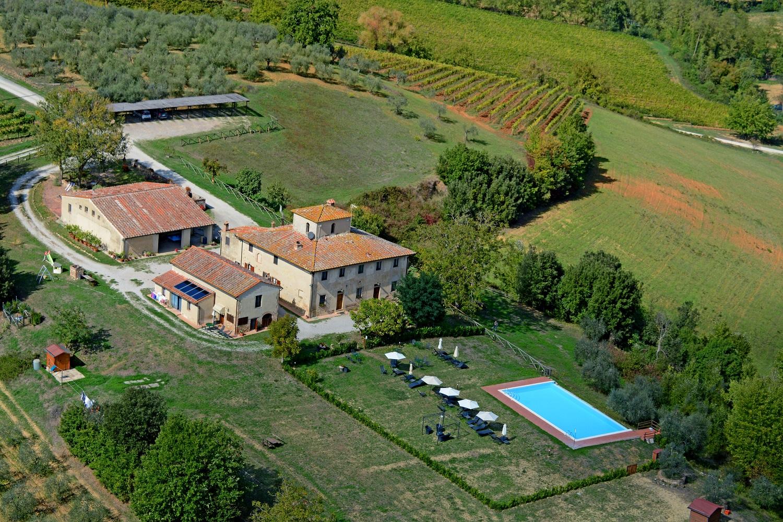 Foto Agriturismo Poggiacolle