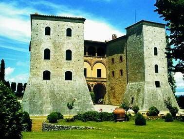 Foto Agriturismo Castello di Grotti