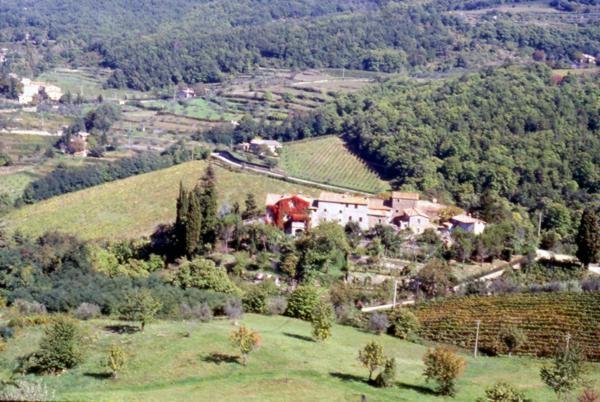 Foto Castello di Lamole