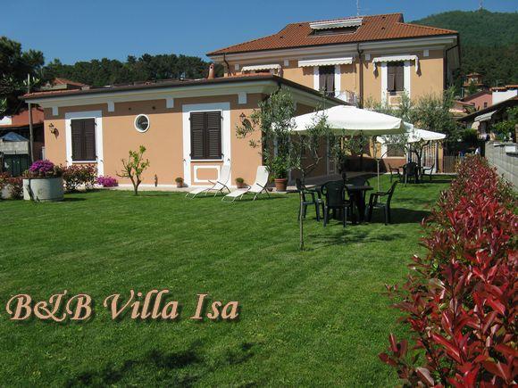 Foto B&B Villa Isa