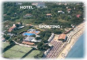 Foto Hotel La Perla del Golfo