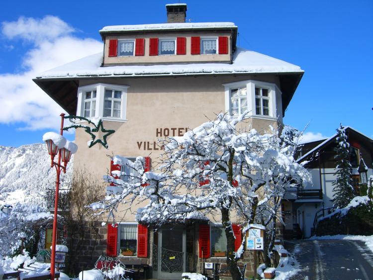 Hotel Villa Emilia foto 1