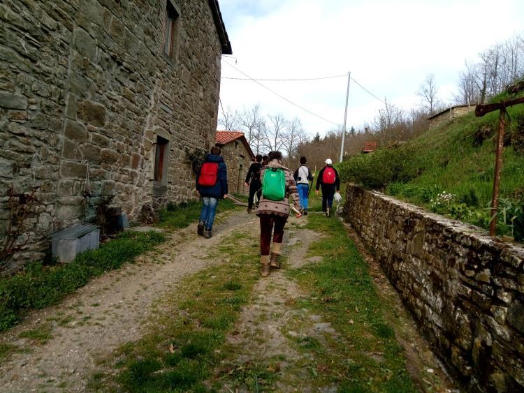 Agri Rifugio Tòsina Antica Foresteria foto 14