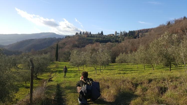 Agri Rifugio Tòsina Antica Foresteria foto 8