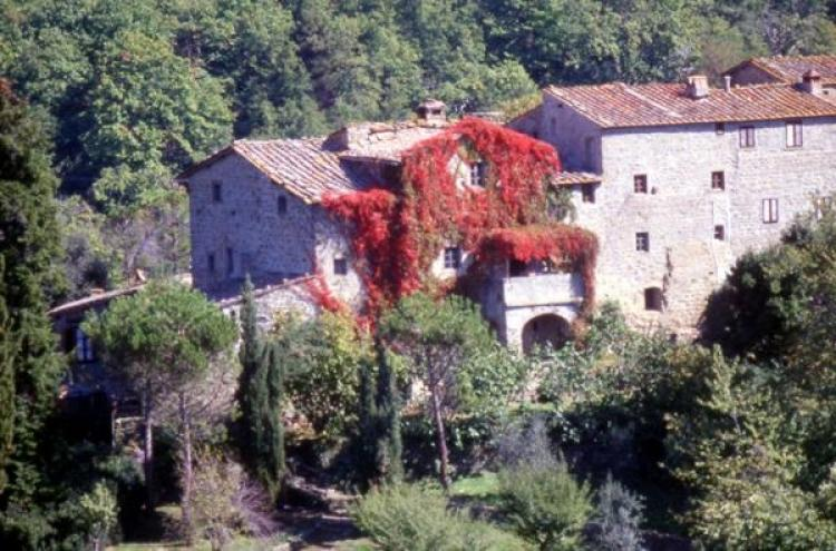 Castello di Lamole foto 5