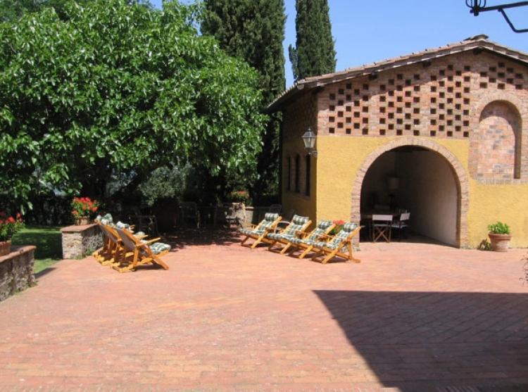 Villa la Querce foto 8