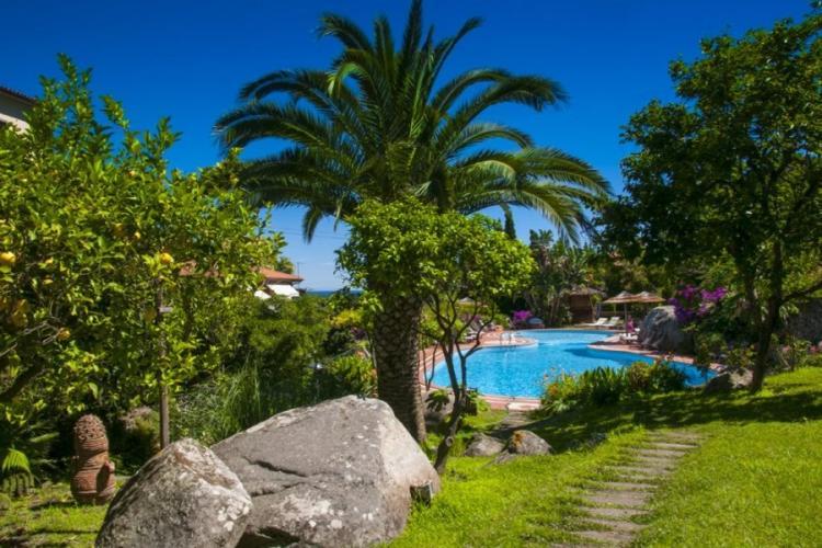 Hotel Cernia Isola Botanica foto 1