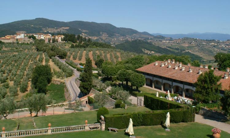 Villa Medicea Artimino  foto 1