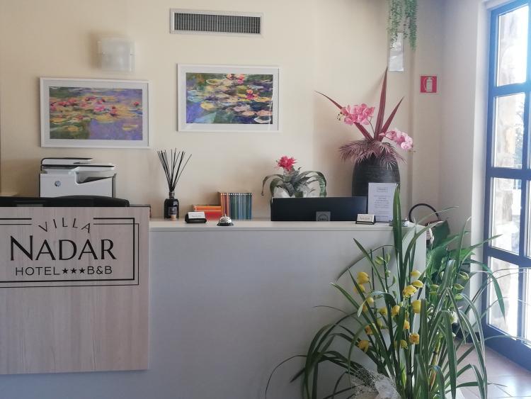 Villa Nadar Hotel *** B&B foto 5