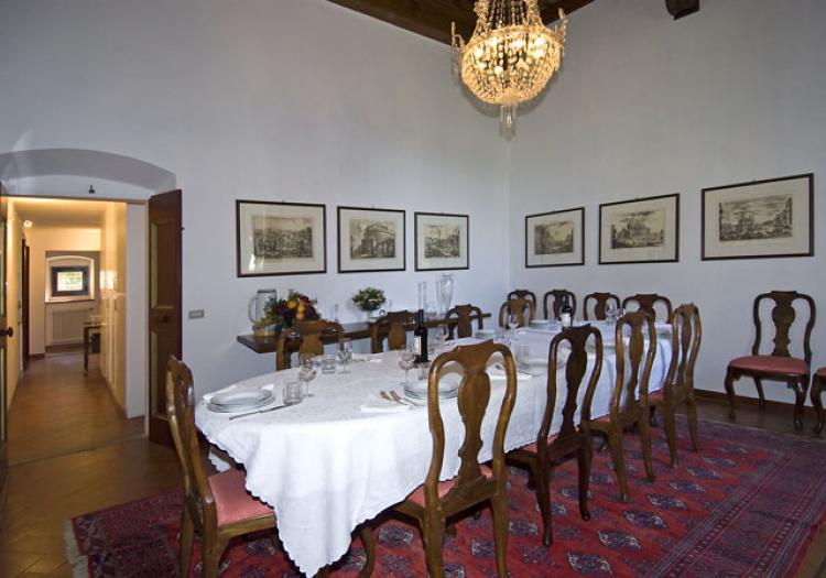 Villa la Querce foto 3