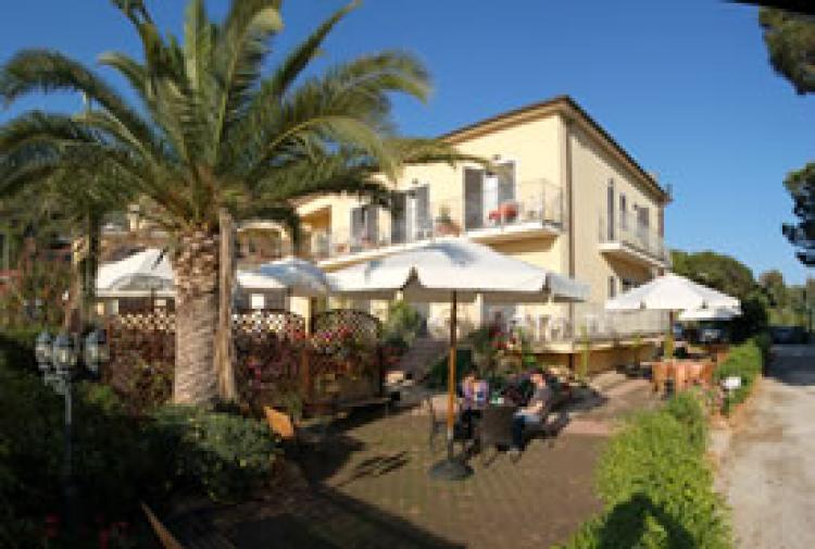Hotel Villa Wanda foto 0