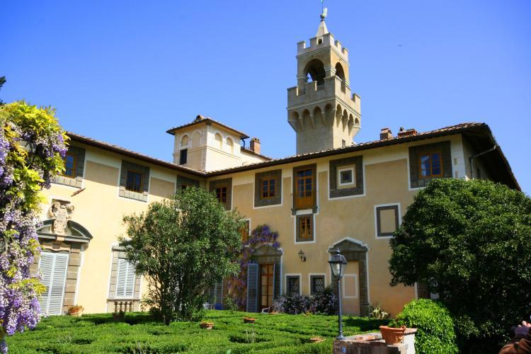castello di montegufoni foto 0